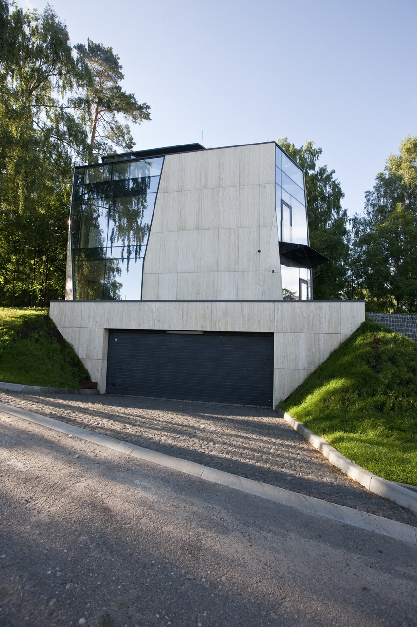 House in Birštonas / Architectural Bureau G.Natkevicius & Partners, © G.Česonis