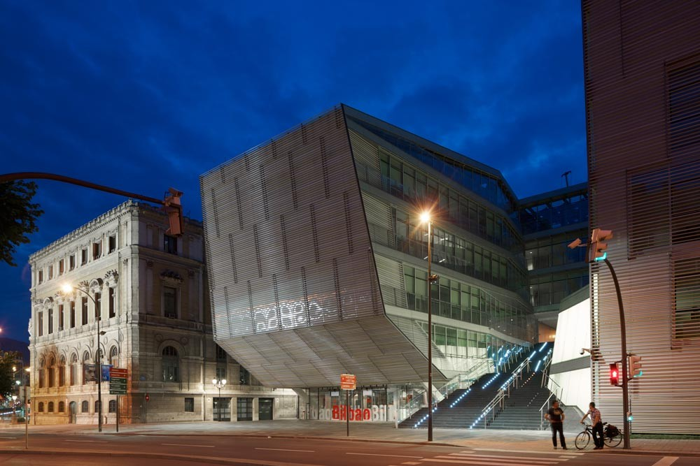 Modern Architecture City bilbao city hall / imb arquitectos | archdaily
