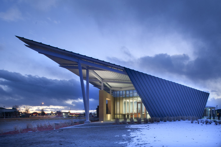 Windsor Police Department / Roth Sheppard Architects, © Roth Sheppard Architects