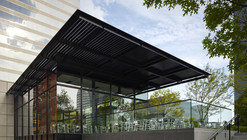 Terrace View Cafe / Studio | Durham Architects