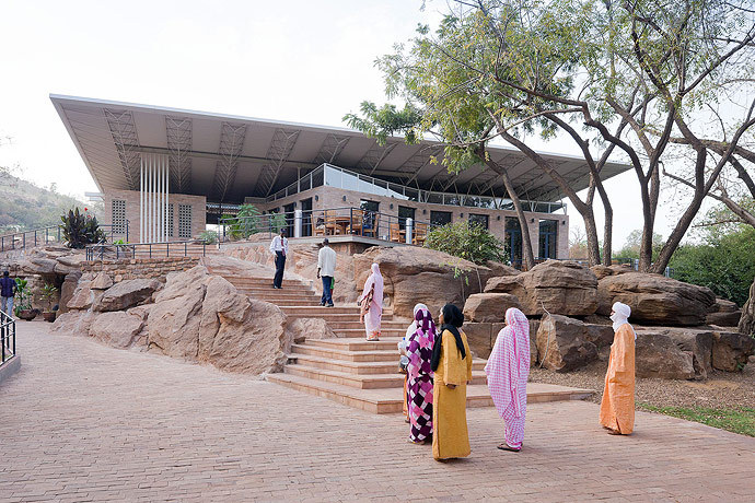 National Park Of Mali Archdaily