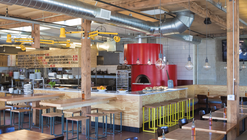 Pitfire Pizza / Bestor Architecture