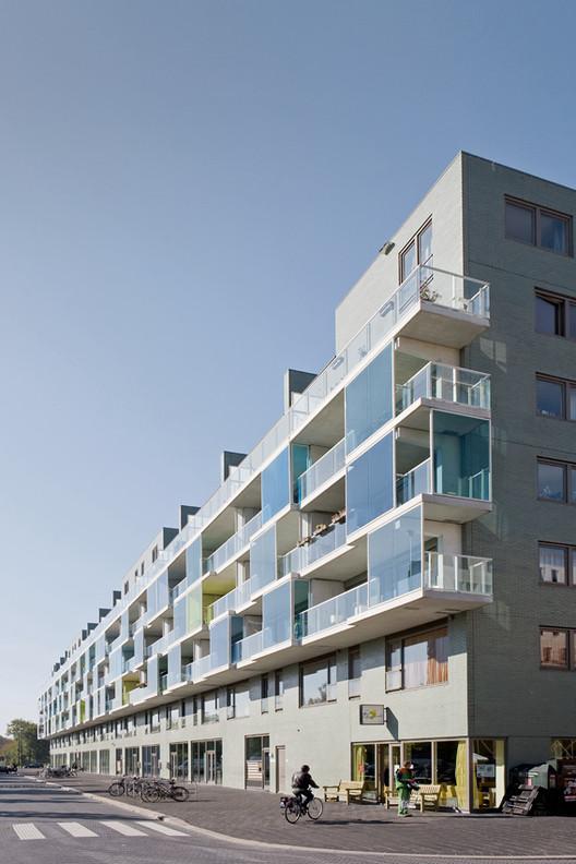 Karspeldreef Block AB / Dick van Gameren architecten, © Marcel van der Burg