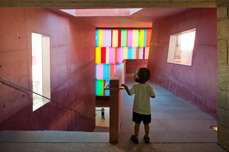 Solar S. Roque Gallery / Manuel Maia Gomes, © Fernando Guerra |  FG+SG