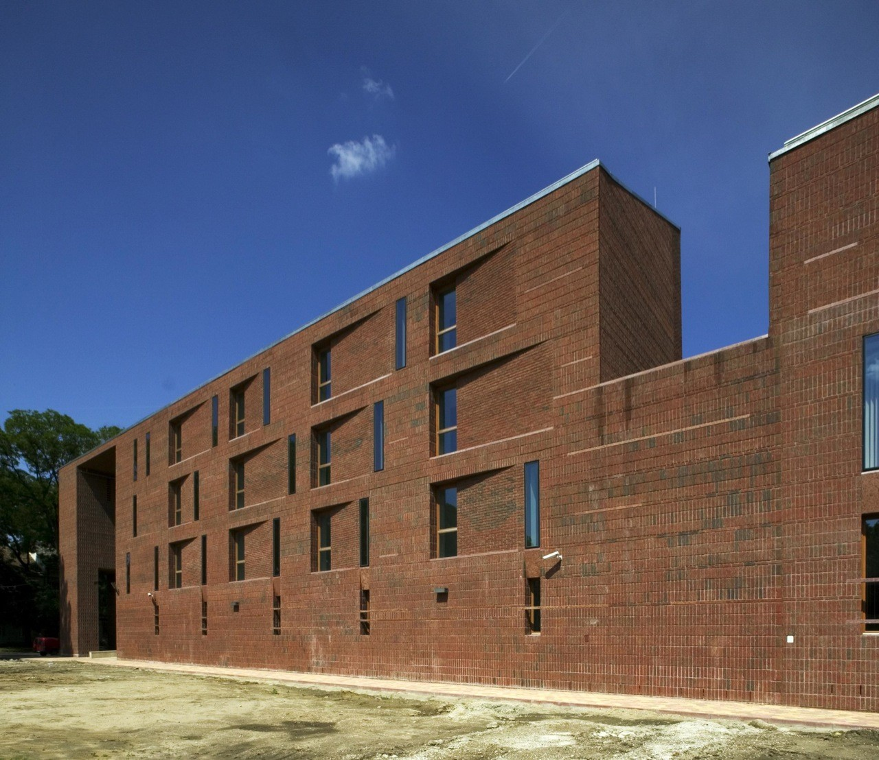 Judicial Centre in Debrecen / Koller Studio, Courtesy of  koller studio