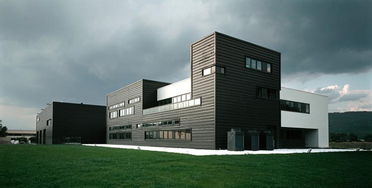 Melfi Headquarters / Medir Architetti, © Alberto Muciaccia