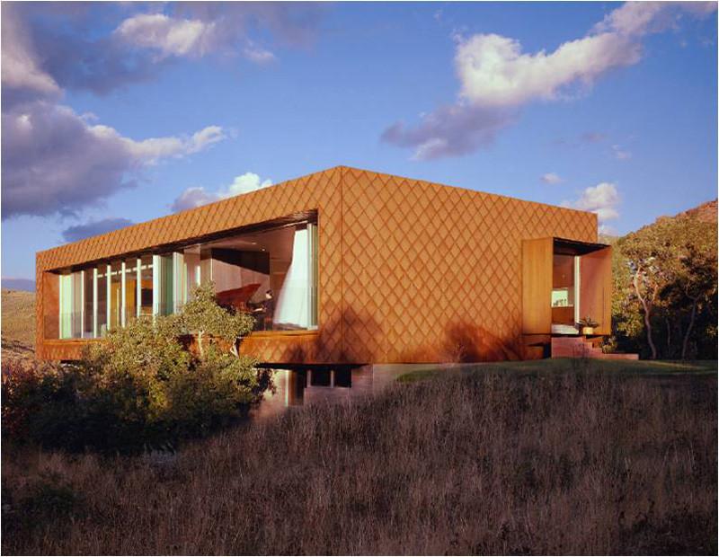 Emigration Canyon Residence / Sparano + Mooney Architecture, © Dustin Aksland