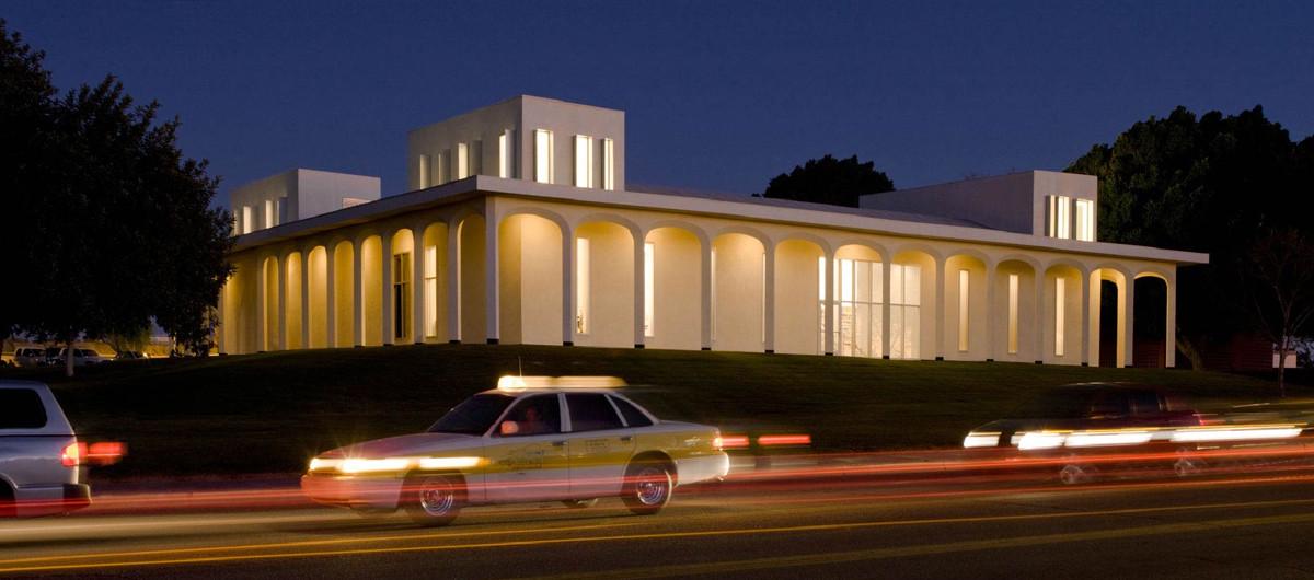 Yuma Heritage Library / Studio Ma, © Bill Timmerman