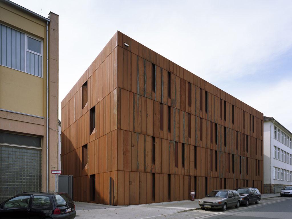 Essener Geschichte Archive Building Ahlbrecht Felix