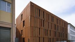 Essener Geschichte Archive Building / Ahlbrecht Felix Scheidt Kasprusch
