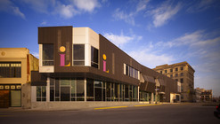 Carnegie Library of Pittsburgh - East Liberty Branch Addition and Renovation / EDGE Studio