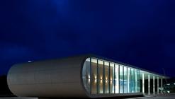 Bus Station of Rio Maior / Domitianus Arquitectura