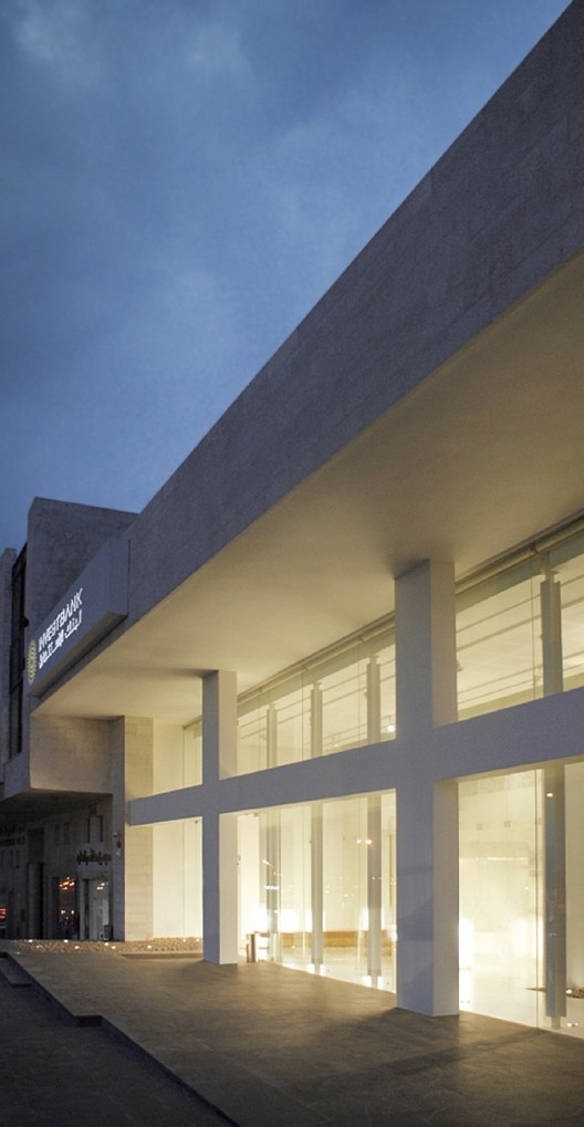 Jordan Invest Bank / Symbiosis Designs LTD, © Rasem Kamal / Symbiosis Designs LTD