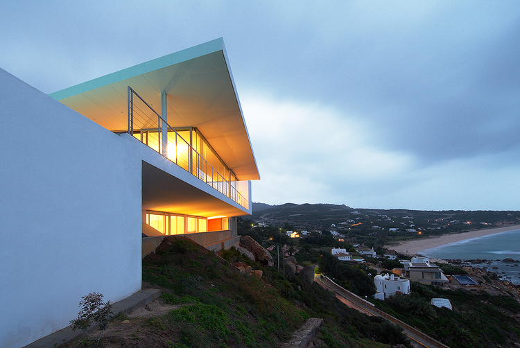 House in Cadiz / Alfonso Alzugaray  + Carlos Urzainqui, © Iñaki Bergera