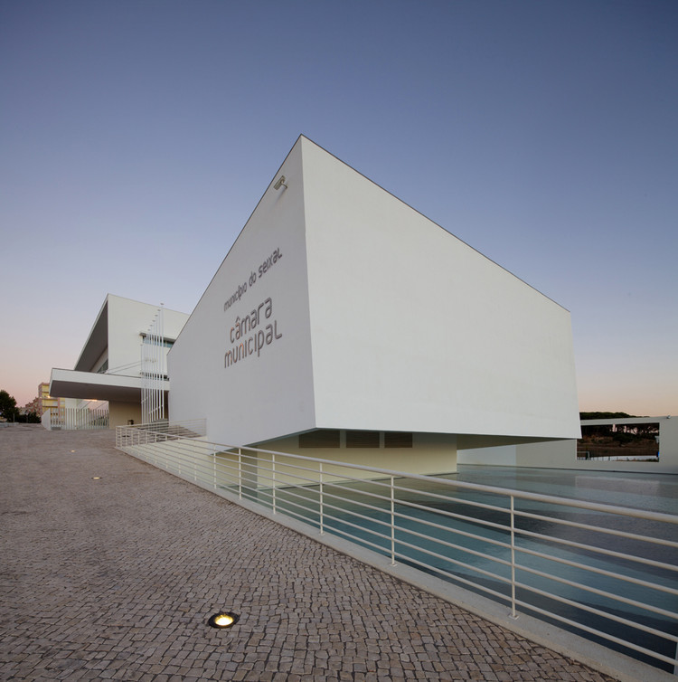 Seixal City Hall / Nuno Leonidas Arquitectos, © Jose Manuel