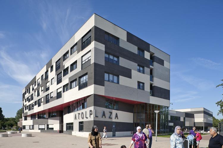 MFA Atolplaza Lelystad / Jeanne Dekkers Architectuur, © Daria Scagliola en Stijn Brakkee