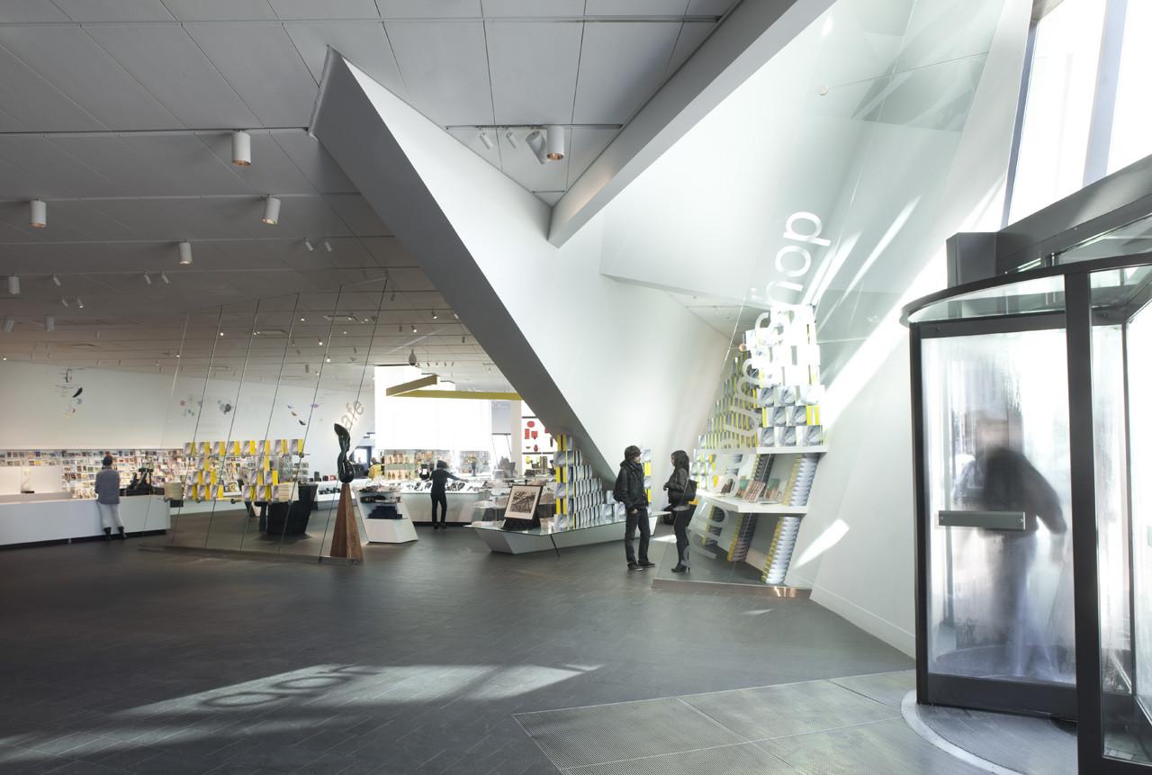 Gallery of Denver Art Museum, Museum Shop / Roth Sheppard ...