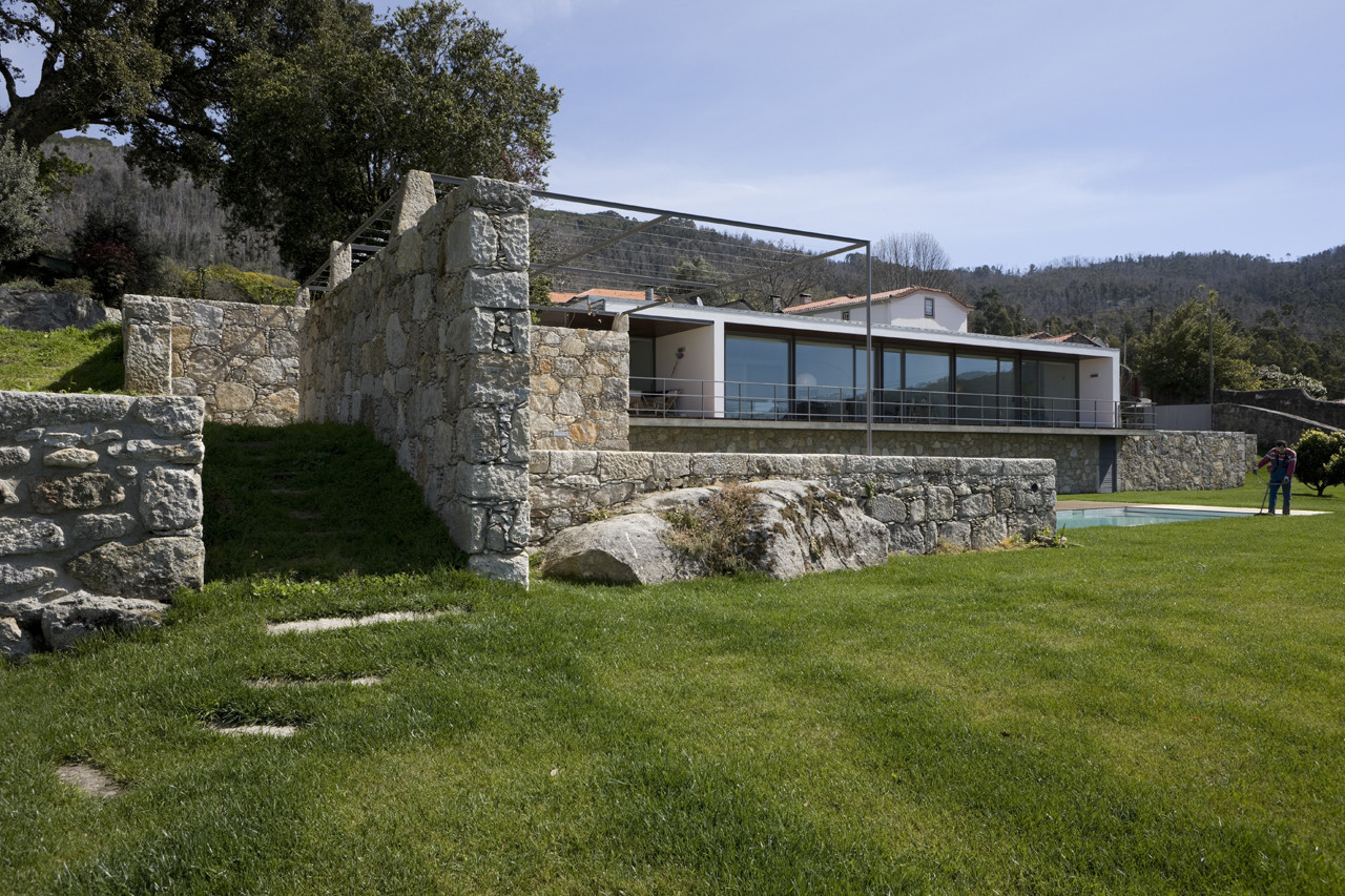 Afife House Alfredo Resende Arquitectos Archdaily