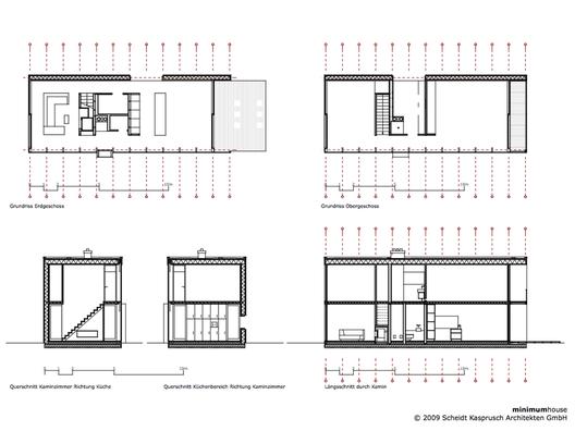 Floor Plan & Sections