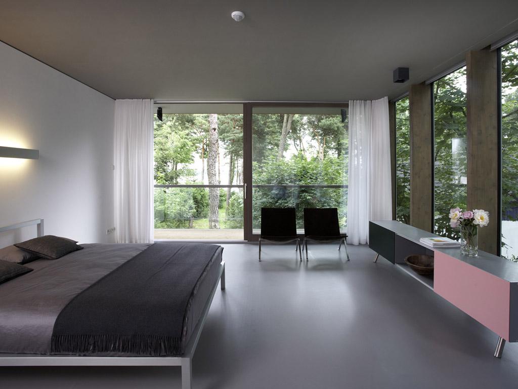 Gallery Of Minimum House Scheidt Kasprusch Architekten 8