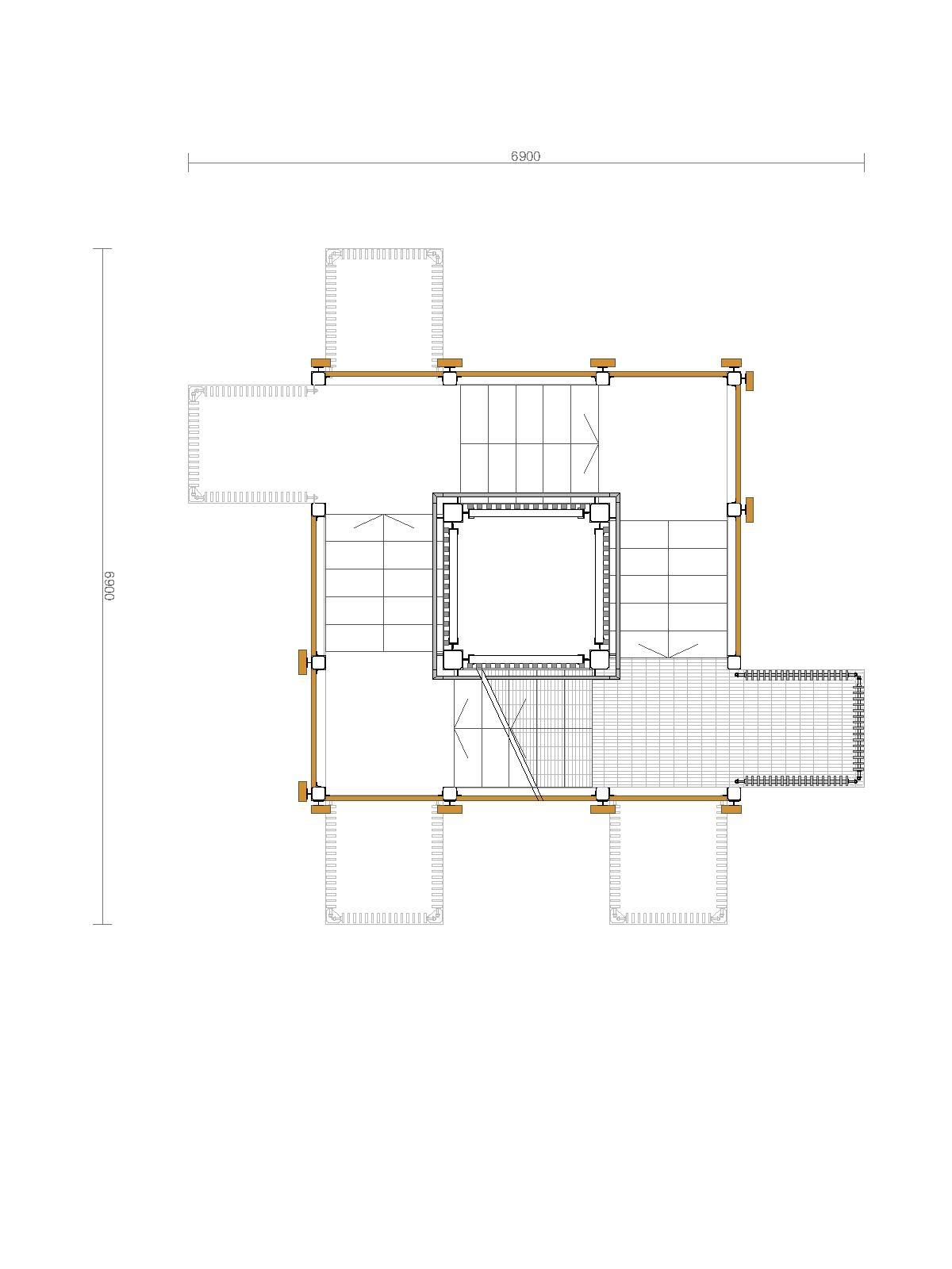 Gallery Of Observation Tower Arhis Arhitekti 25