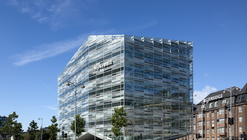 The Crystal / schmidt hammer lassen architects