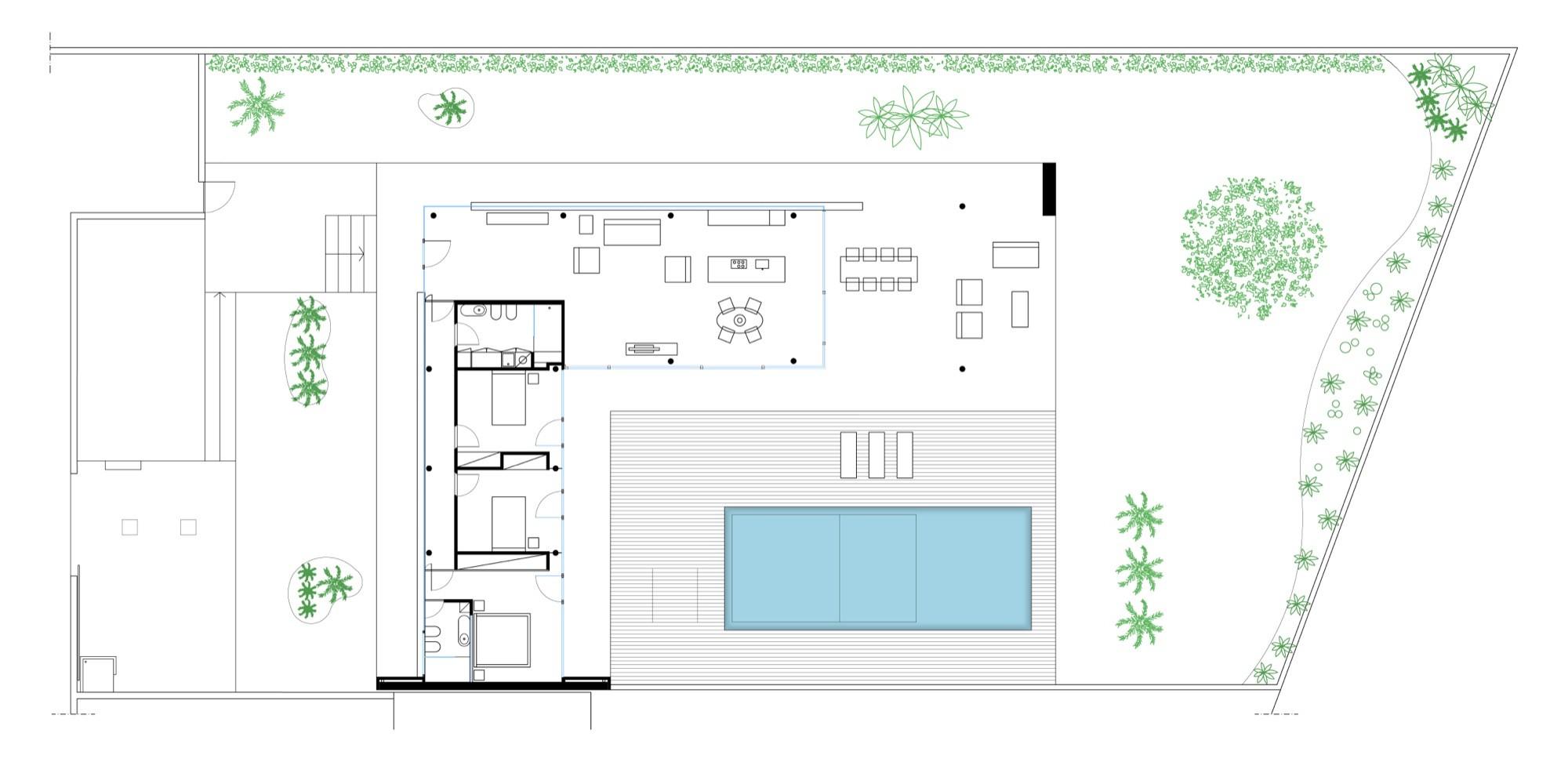 Gallery Of Villa Gm Architrend Architecture 16
