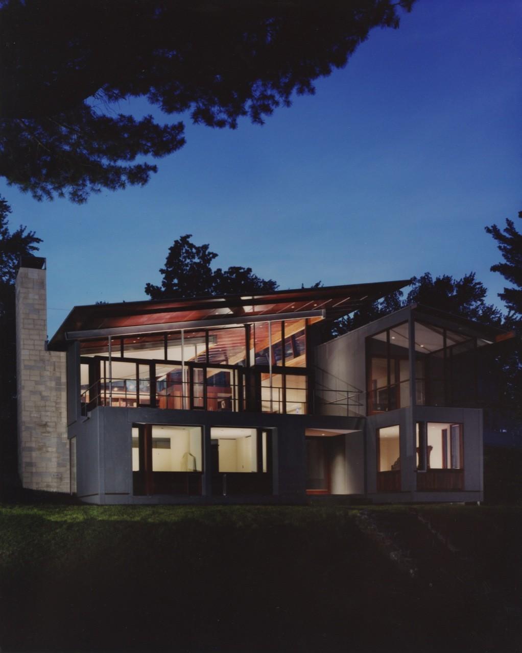 Lake House / Joseph N. Biondo, Courtesy of  joseph n. biondo