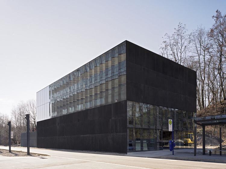 Depot and Administration RUHR MUSEUM / Ahlbrecht Felix Scheidt Kasprusch, © Deimel & Wittmar