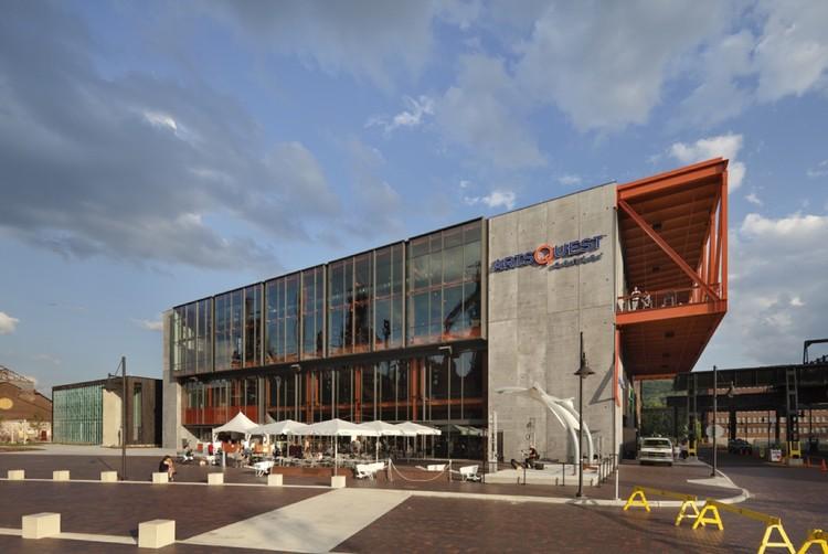 The ArtsQuest Center at SteelStacks / Spillman Farmer Architects, Courtesy of  spillman farmer architects