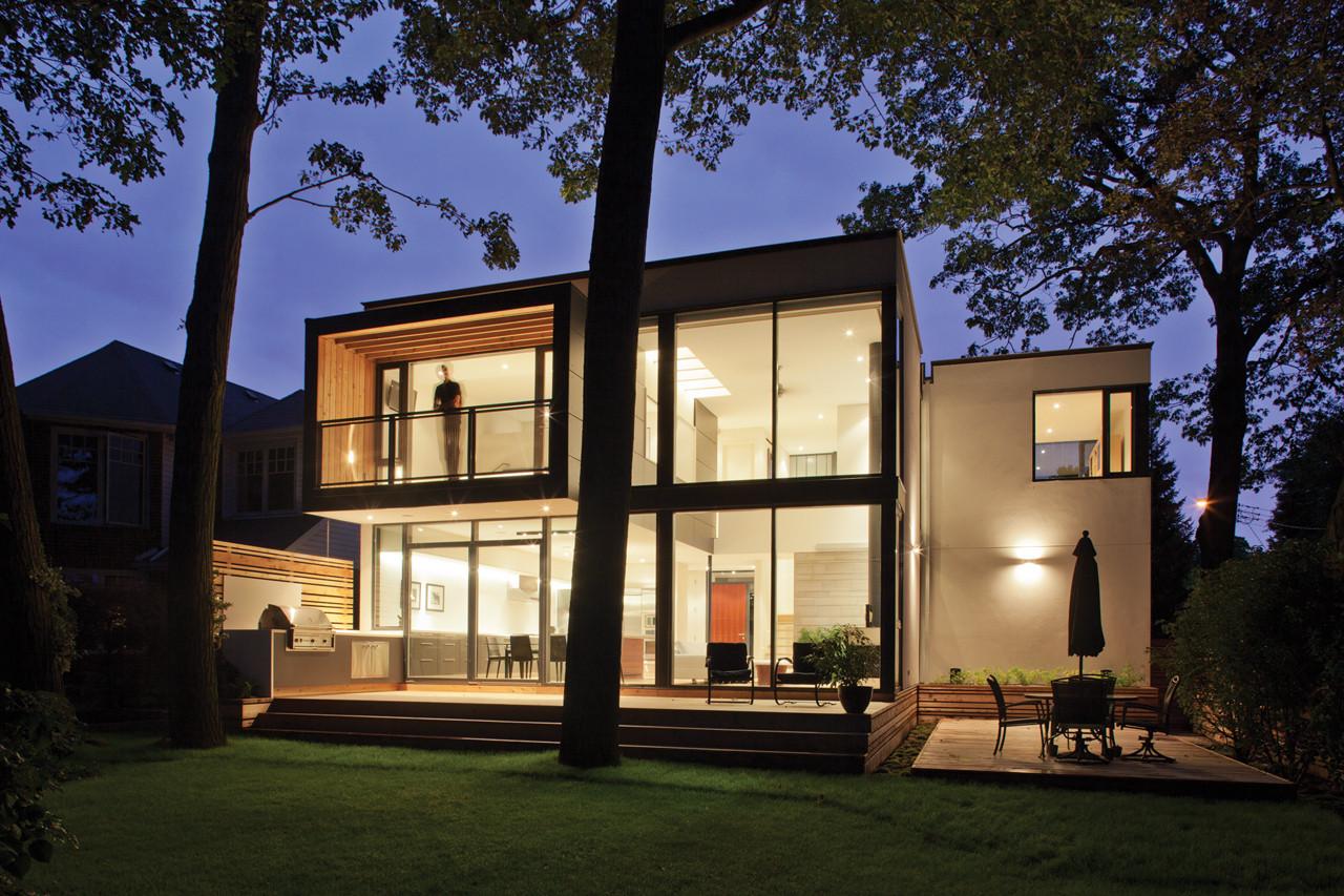 House on the Bluffs / Taylor Smyth Architects, © Ben Rahn/A-Frame Inc.
