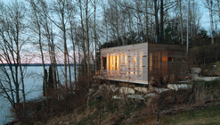 Flashback: Sunset Cabin / Taylor Smyth Architects
