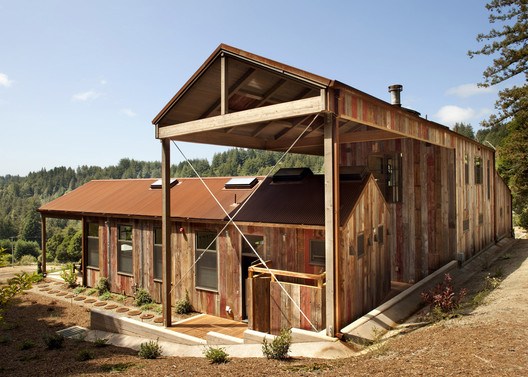 Aptos Retreat Residence / CCS Architecture