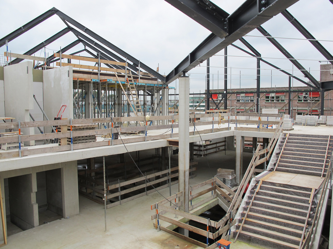 In Progress: Amsterdam University College / Mecanoo architecten