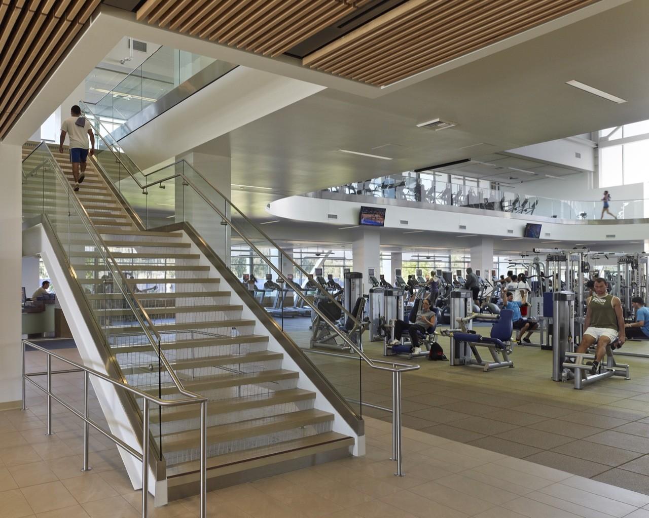 Gallery of california state university student recreation - Interior design universities in california ...