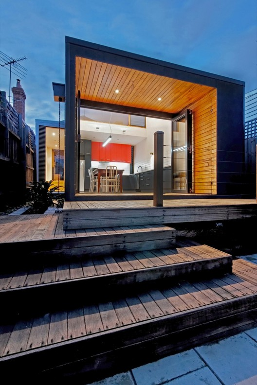 Andalusian 517 Home Designs In Victoria: Gardiner House / 4site Architecture