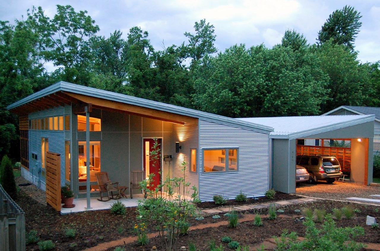 Tiny Home Designs: Allen Residence / Skiles Architect