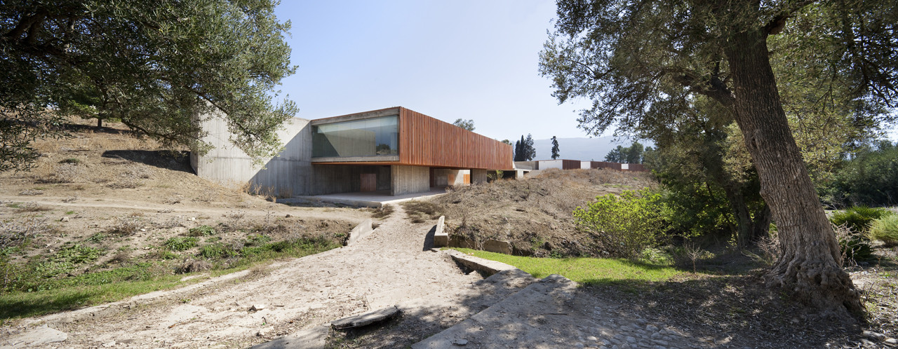 Volubilis Visitor Center / Kilo Architectures, © Luc Boegly
