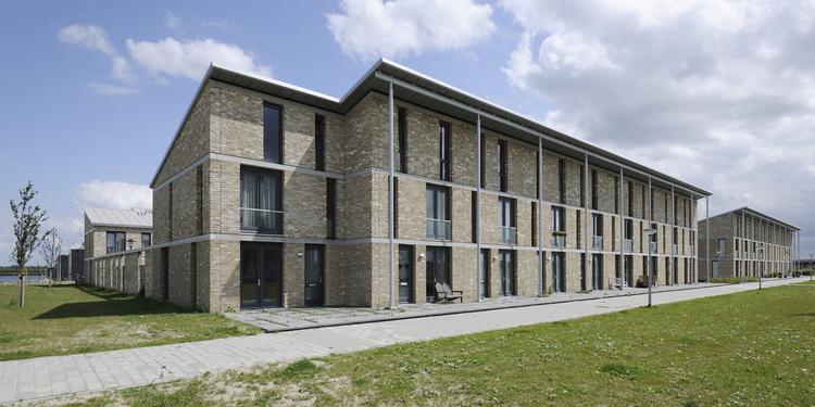 Golden Mile / LEVS Architecten, © Allard van der Hoek