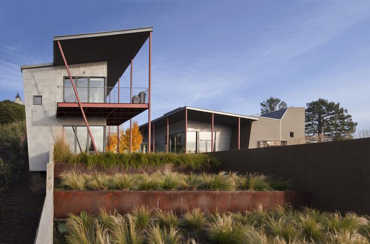 Berkeley Courtyard House / WA Design, Courtesy of  wa design inc