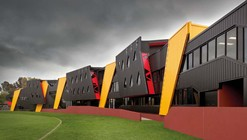 Punt Road Oval Redevelopment / Suters Architects