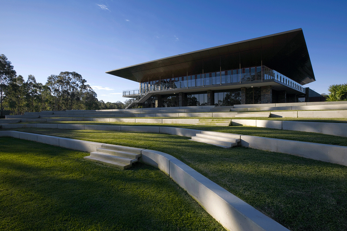 Harrington Grove Country Club / Hassell, Courtesy of  hassell