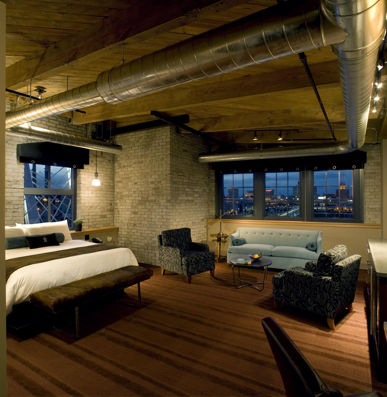Iron Horse Hotel / The Kubala Washatko Architects