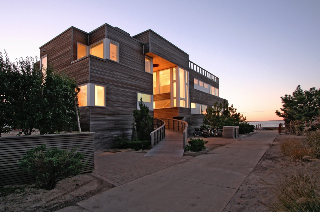 House on Fire Island / Resolution: 4 Architecture, © RES4