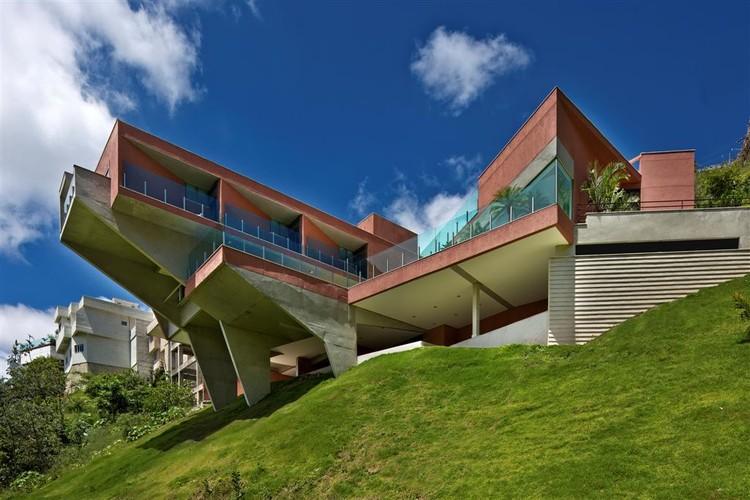 Vila Castela Residence / Anastasia Arquitetos, © Jomar Bragança