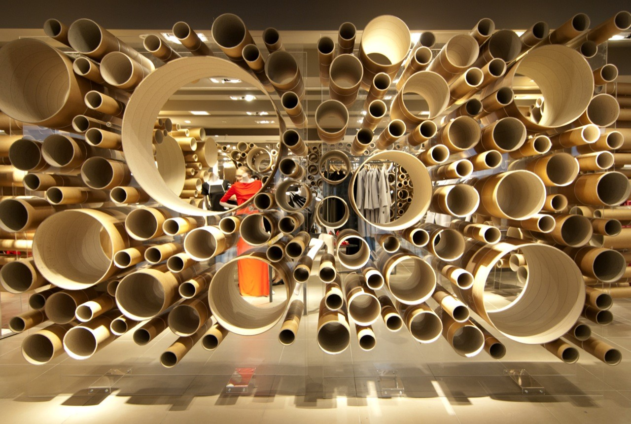 Fashion Pavilion / John Lewis & Grimshaw Architects, © Lim/Grimshaw