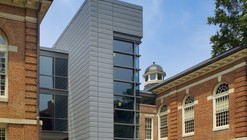 Leazar Hall Renovation + Additions / Cannon Architects