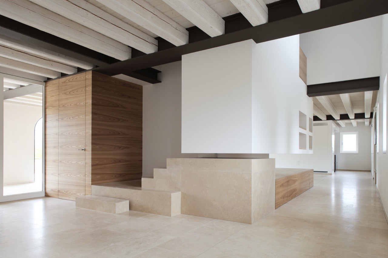 Gallery Of Renovation Of A Farmhouse Exit Architetti