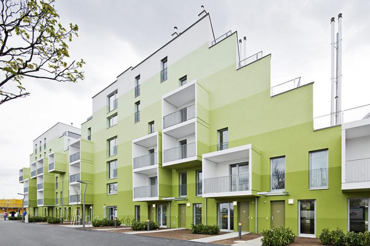 Herzberg Public Housing / AllesWirdGut Architektur + feld72, © Hertha Hurnaus