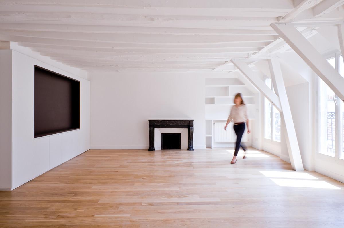 Inhabited Furniture / Nicolas Reymond, © Julien Fernandez